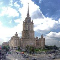 Гостиница Украина :: Ирина Бирюкова
