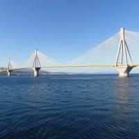 Мост Рио-Антиррио :: Елена Конькова