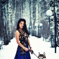So beautiful and wild :: Екатерина Полонская