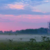 утренние краски :: Александр С.
