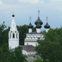 Церковь Спаса Всемилостивого в Белозерске :: Елена Швецова