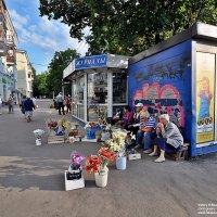 ПОСИДЕЛКИ :: Валерий Викторович РОГАНОВ-АРЫССКИЙ