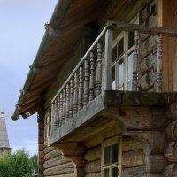 Балкончик :: Валерий Талашов