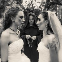Свадьба :: Ежъ Осипов
