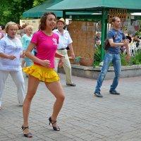 Учимсяя танцевать :: Ростислав