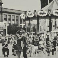 Уличные танцы :: Ксения Базарова