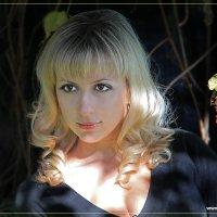 Солнечный портрет :: Дмитрий Лебедихин