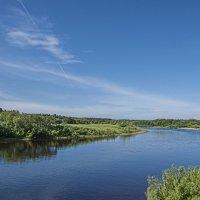 Река Ухта . Республика Коми :: Viktoria Intrada