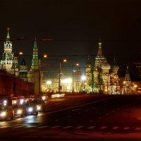 Ночной город :: Igor Khmelev