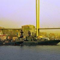 Владивосток. Корабельный причал. :: Анатолий Зубков