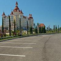 Отель в Сочи Парк :: Олег Козлов