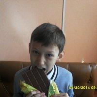 Сладкоежка-отличник! :: Ася Карпович