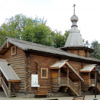 Церковь Мучеников младенцев Вифлеемских в Коптево :: Александр Качалин