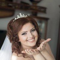 Лучезарная невеста :: Юлия Симонян