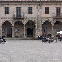 Кафе на площади :: Lmark