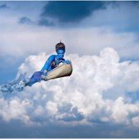 Полеты во сне и наяву ) :: Ренат Менаждинов