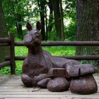 Деревянная скульптура :: Валерий Новиков