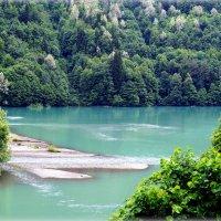 Нижняя Рица...Абхазия... :: Наталья Агеева
