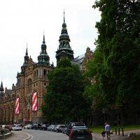 Северный музей.(Стокгольм) :: Александр Лейкум