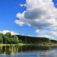 Знойное июльское затишье... :: Лесо-Вед (Баранов)