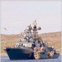 На рейде Североморска :: Кай-8 (Ярослав) Забелин