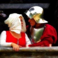 Любовь -- она всегда :: Арсений Корицкий