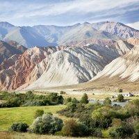 Горы Киргизии :: Наталья Курманалиева