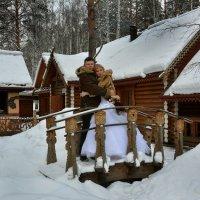 Иван и Ольга :: Пётр Лебедев