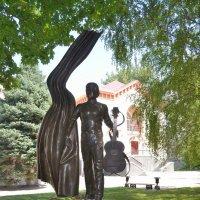 Памятник В.С.Высоцкому :: isaevmix Исм