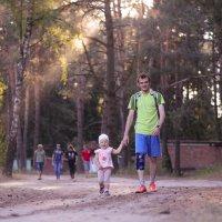 На прогулке :: Дмитрий Кошелев