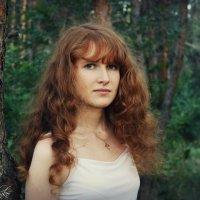 В глуши лесной :: Anna Gvozdenko
