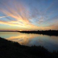 Тихий вечер :: Ната Волга