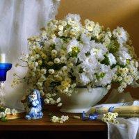 Ты сегодня со мной... :: Валентина Колова