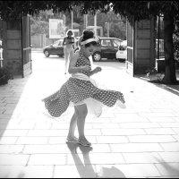 про платье в горошек :: Айдимир .