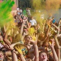 фестиваль красок :: Дамир Белоколенко