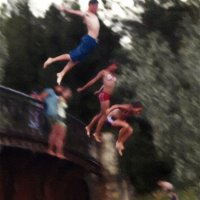 Прыжок :: sv.kaschuk