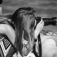 Пляжные страсти* :: ФотоЛюбка *