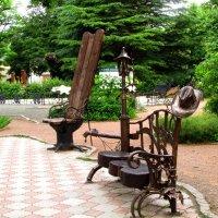 В Симферопольском ботаническом саду :: Marina Timoveewa