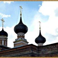 Купола Сретенского храма. :: Владимир Валов