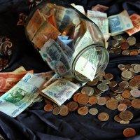Храните деньги... :: Лесо-Вед (Баранов)