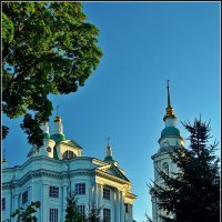 Всехсвятский собор, 1773-1776 :: Дмитрий Анцыферов