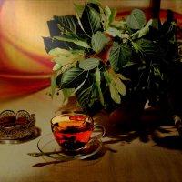 Мне лучше чай... :: Наталия Лыкова