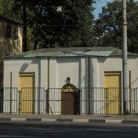 Феодосеевская моленная в Москве на м.Семеновской. :: Александр Качалин