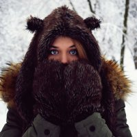 Зимняя сказка :: Daria Lebedeva
