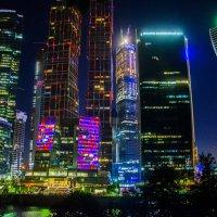Москва сити :: Алексей Шаповалов