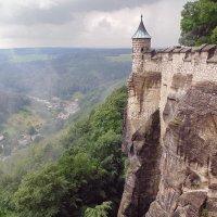Крепость Кёнигштайн (Германия) :: Александр Назаров
