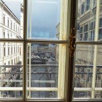 Хрустальные окна Эрмитажа. :: Жанна Викторовна