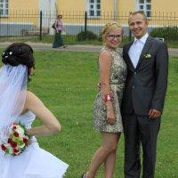 уводят жениха из под носа невесты))) :: Любовь Антонова