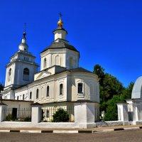 Церковь Покрова Святой Богородицы :: Андрей Куприянов
