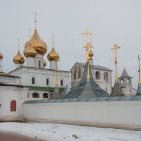 Купола, купола :: Ирина Киселева